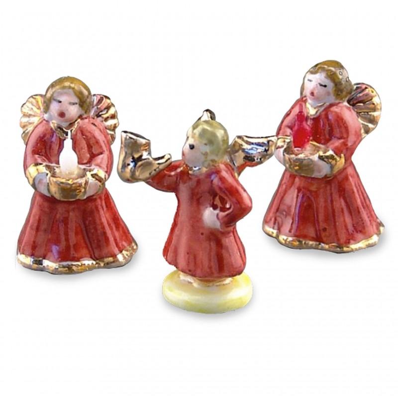 Angel Figurines, 3 pieces