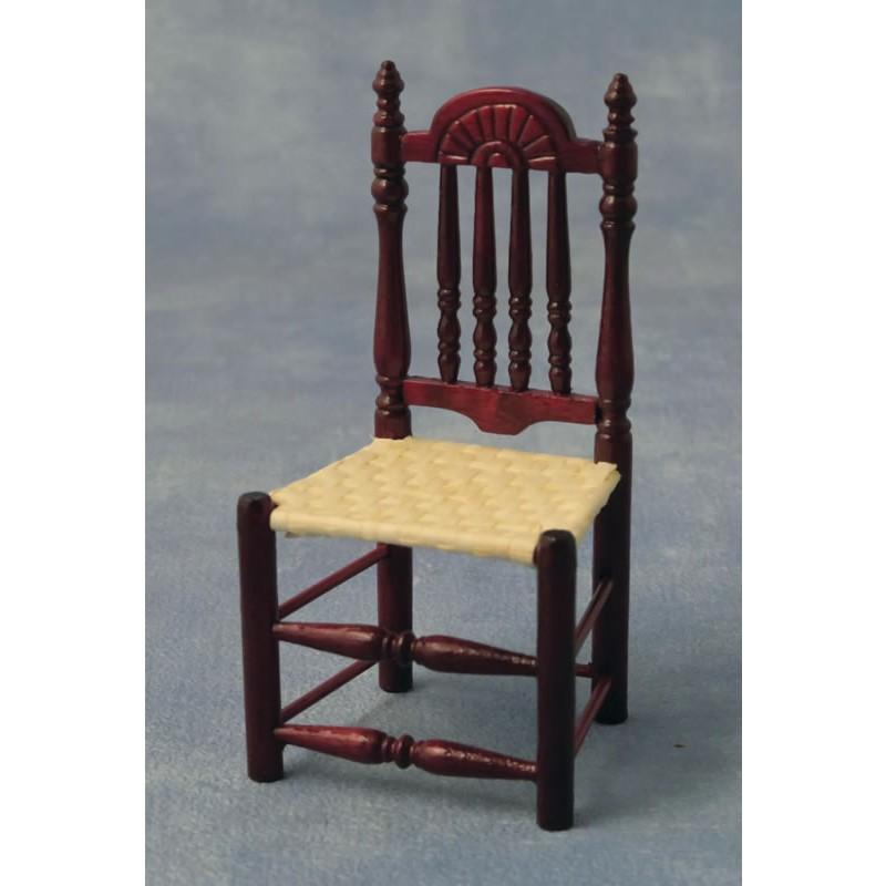 Babettes Miniaturen Turned Chair