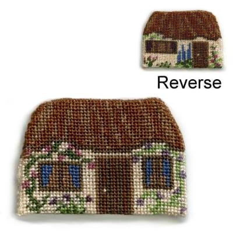 Cottage Dolls' House Needlepoint Teacosy Kit