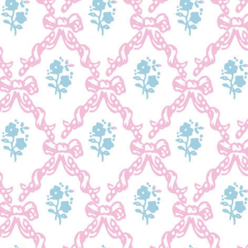 Small Interiors Melissa Pink & Blue