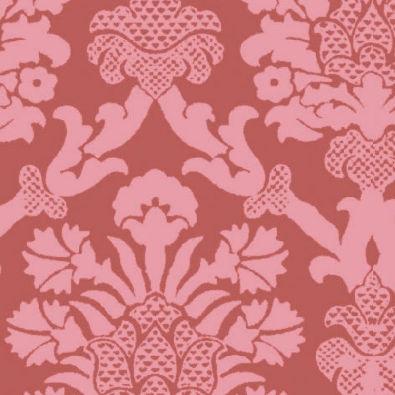Small Interiors Portia Venetian Red
