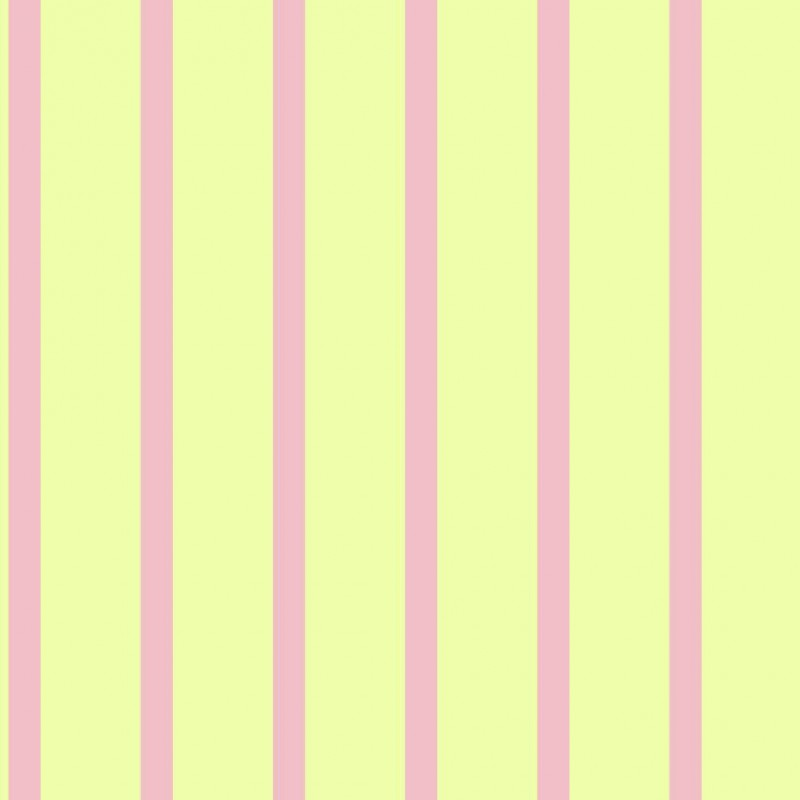 Small Interiors Stripe Pink