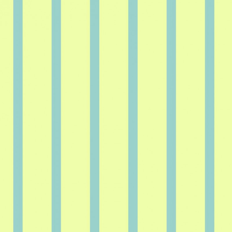 Small Interiors Stripe Blue
