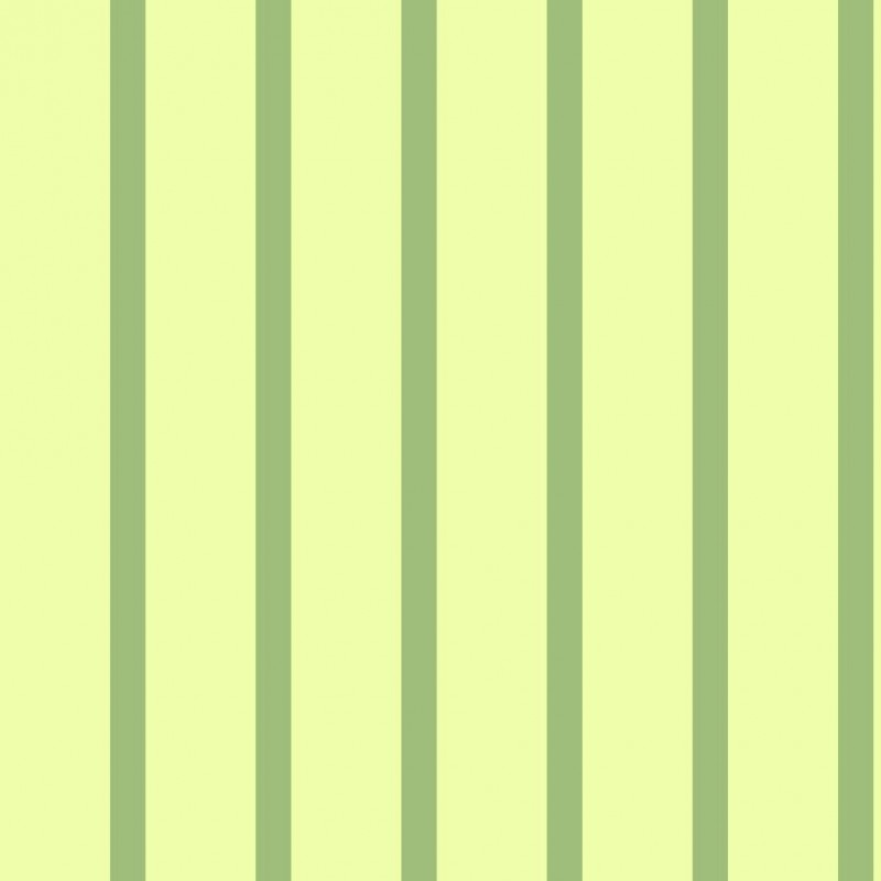 Small Interiors Stripe Green