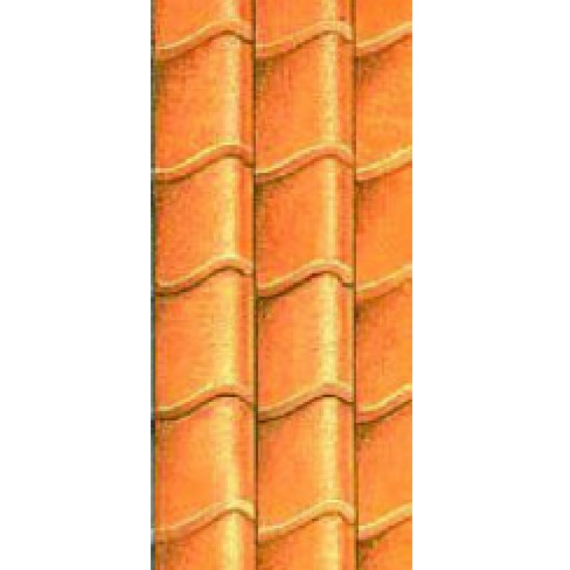 Pantile Roof Paper