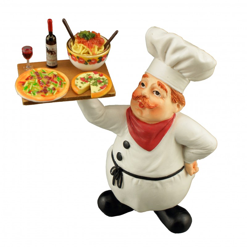 Kitchen Chef Antonio