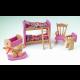 Pink Children's Room Set