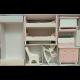 Deluxe Pink Bunk Nursery Set  ***SECONDS***