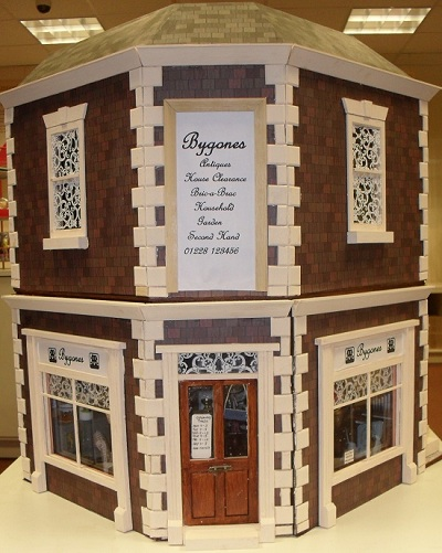 The Corner Shop from The Dolls House Emporium
