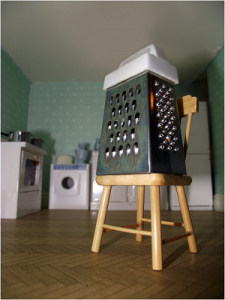 Nicola Butcher Dolls' House and miniature photography