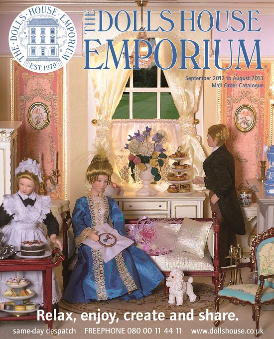 Dolls House Emporium catalogue
