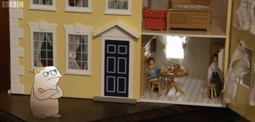 Amber House from The Dolls House Emporium