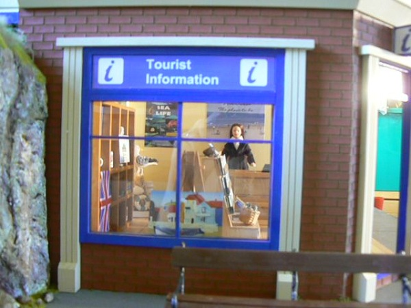 Tourist Information Centre and Clff Railway
