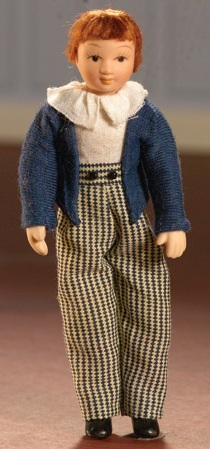 'Lucian' doll from The Dolls House Emporium