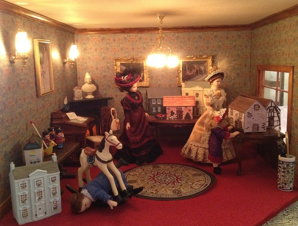 Dolls House Emporium creative competition