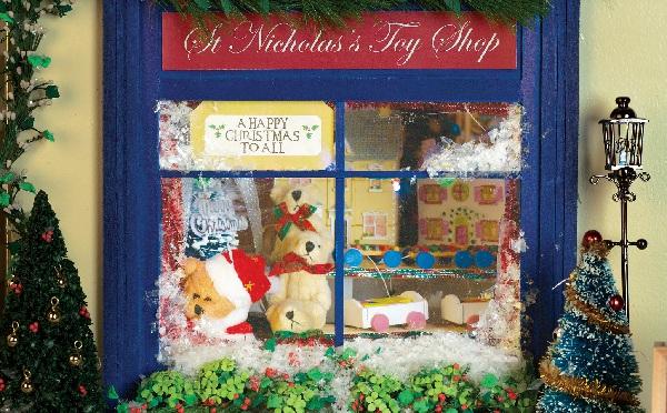 Dolls House Emporium The Corner Shop, St Nicholas' Toy Shop