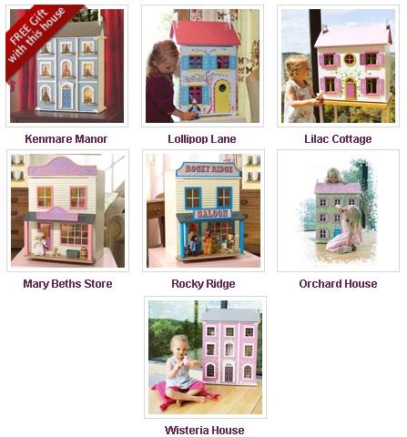 Children's Dolls' Houses