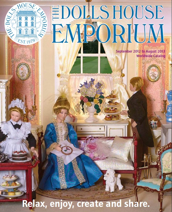 Dolls House Emporium catalogue 2012 to 2013