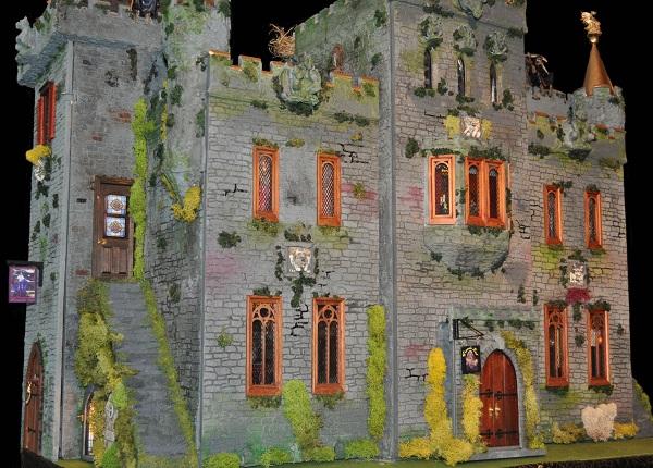 Tony Middleton's Cumberland Castle: The Dolls House Emporium