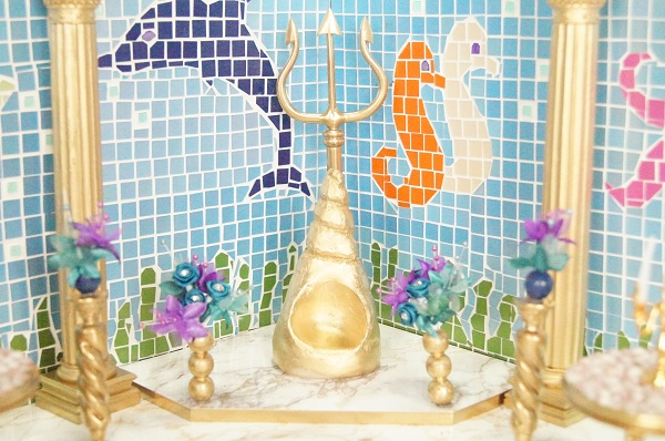 UNDERWATER WORLD by Isobel Reeves (Dolls House Emporium creative competition)