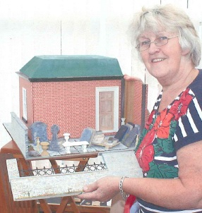Ann Ashcroft, Dolls House Emporium, Creative Competition 2012