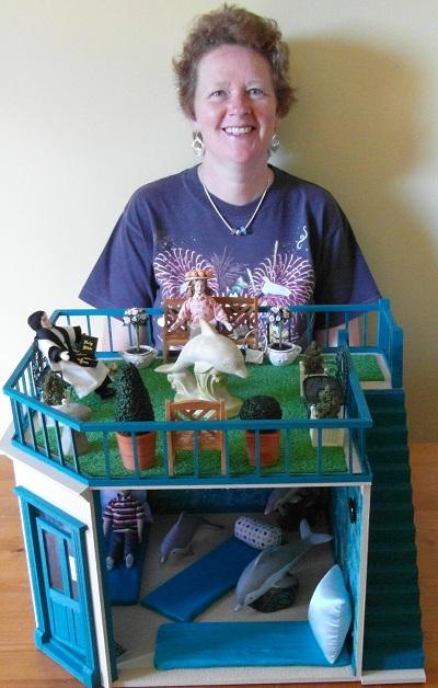 Lynda Hutchinson, from Wiltshire, Dolls House Emporium