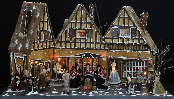 Netherlands Dickens Festijn.