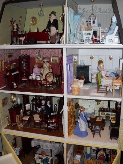 basement work from Susanna in Pavia -Victorian House -internal