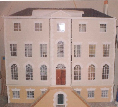 Hazel Wood dolls' house
