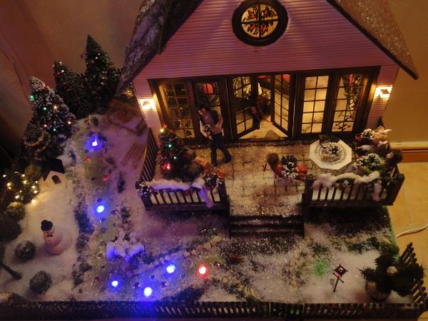Joanna Suchowinska dolls' house