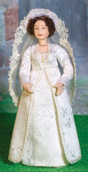 Pride and Prejudice Elizabeth Bennet doll