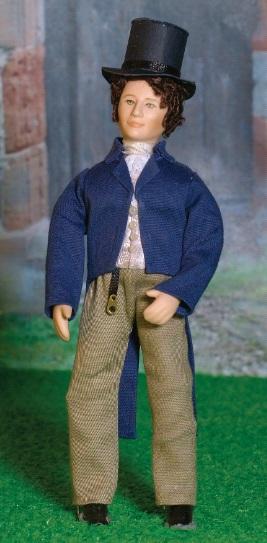 Pride and Prejudice Mr Darcy doll