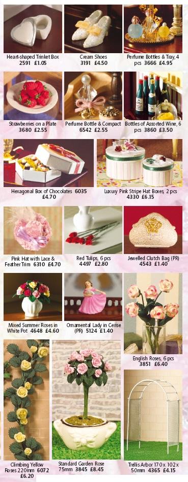 Valentine miniatures