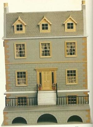 Manor House dolls' house