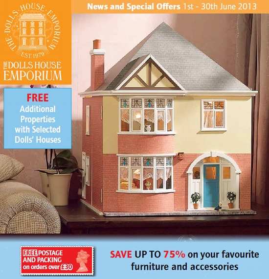 New dolls' house offers