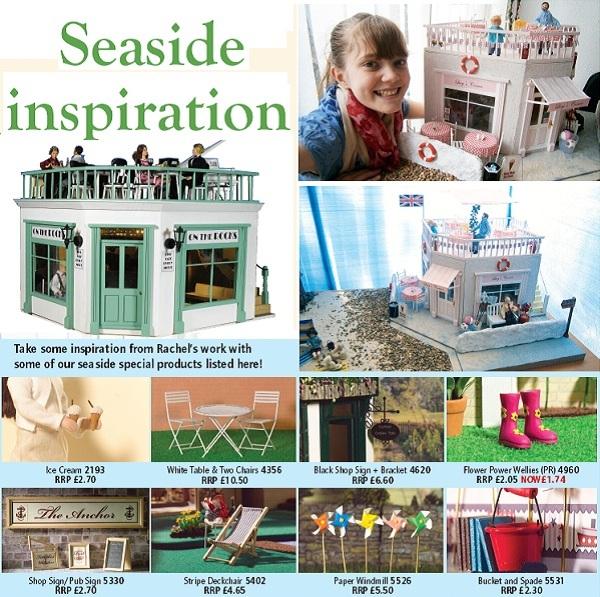seaside dolls' house theme