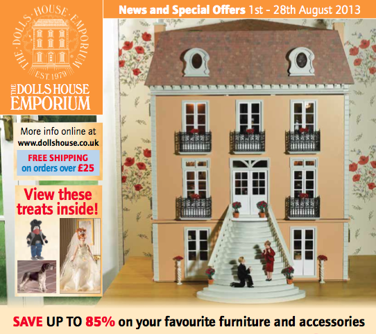 dolls house special offers
