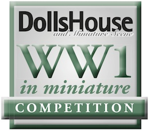 Dolls House & Miniature Scene WW1 Competition