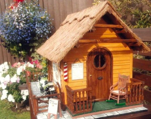 The Cabin from The Dolls House Emporium
