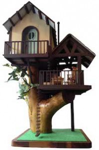 Wullie's Tree House Dolls House