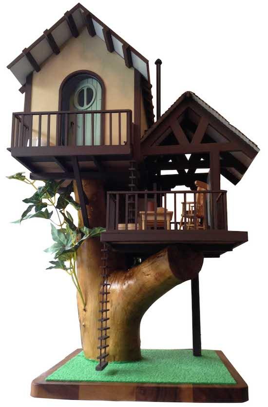 dollhouse treehouse