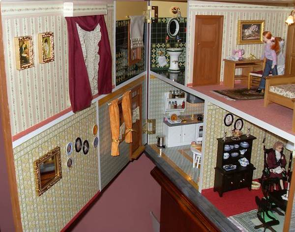 Fairbanks from The Dolls House Emporium