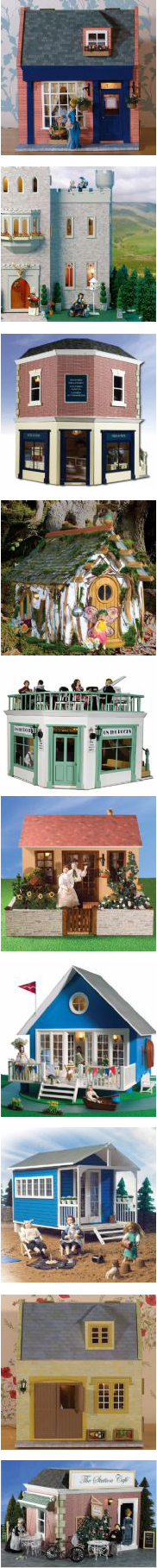 Creative dolls house competition win