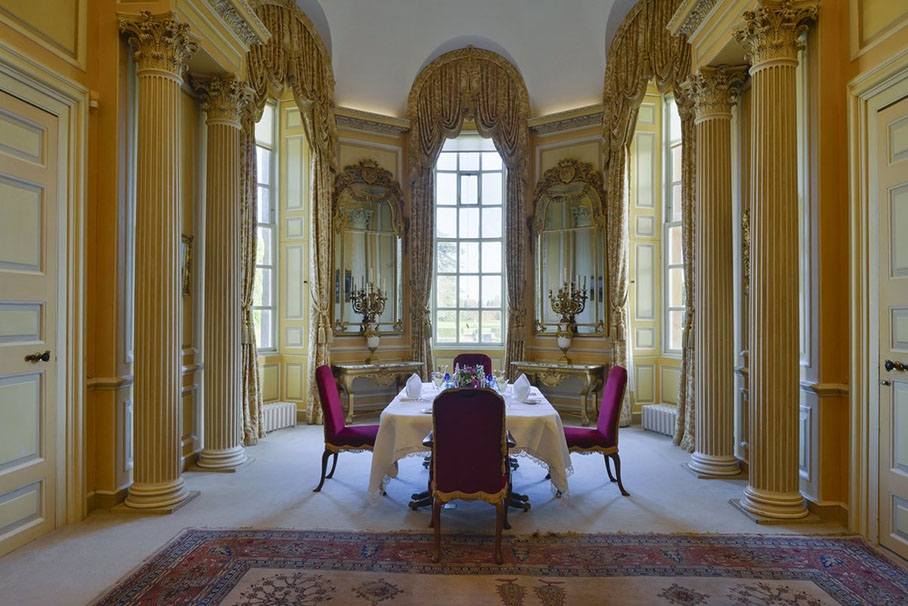 The Private Apartments Image From S Twitter Blenheimpalace