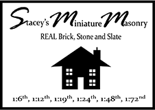 Stacey Miniature Masonry