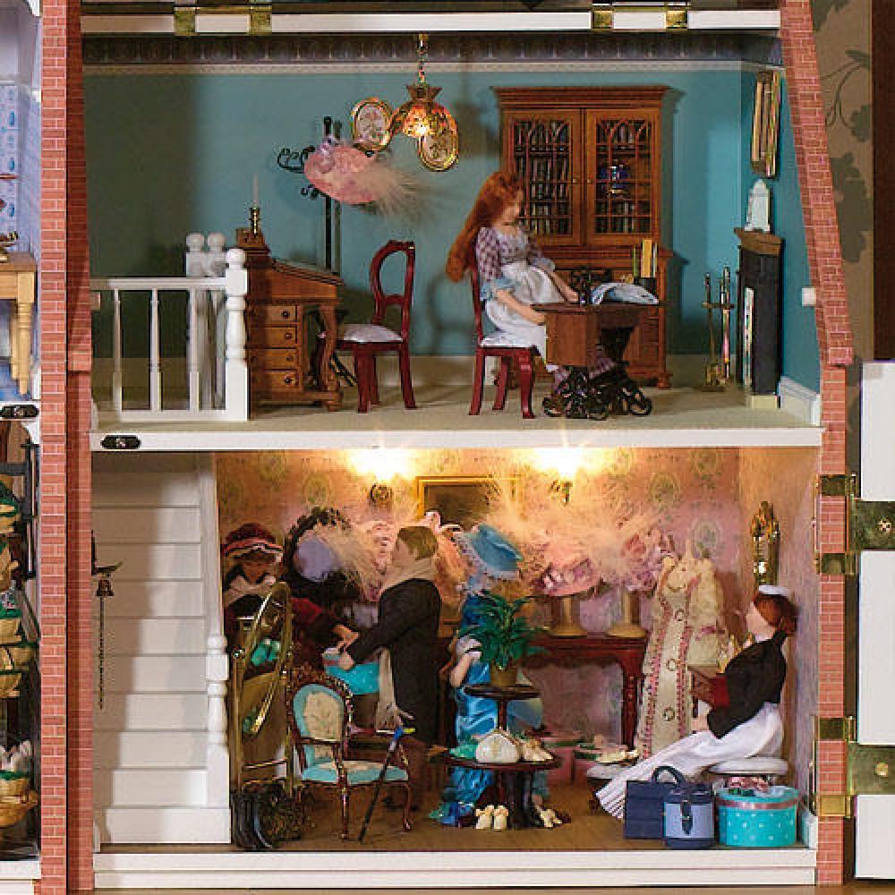 The Dolls House Emporium Jenny Wren S Kit
