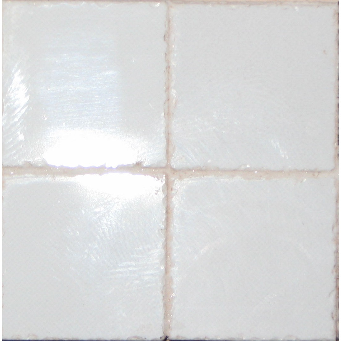 3 4inch Mixed Ceramic Tiles 25 Black And White Per Pack