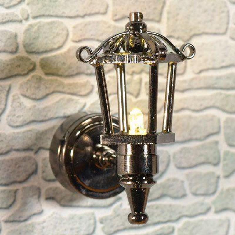 Battery-Powered External Lantern