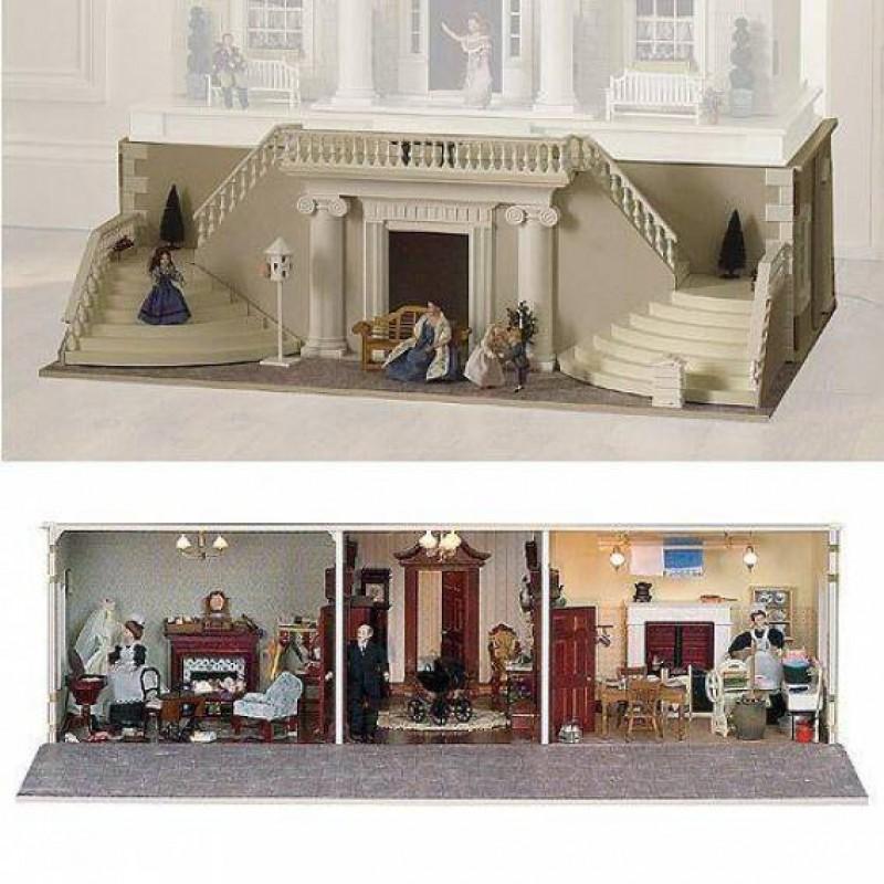 Grosvenor Hall Basement Kit
