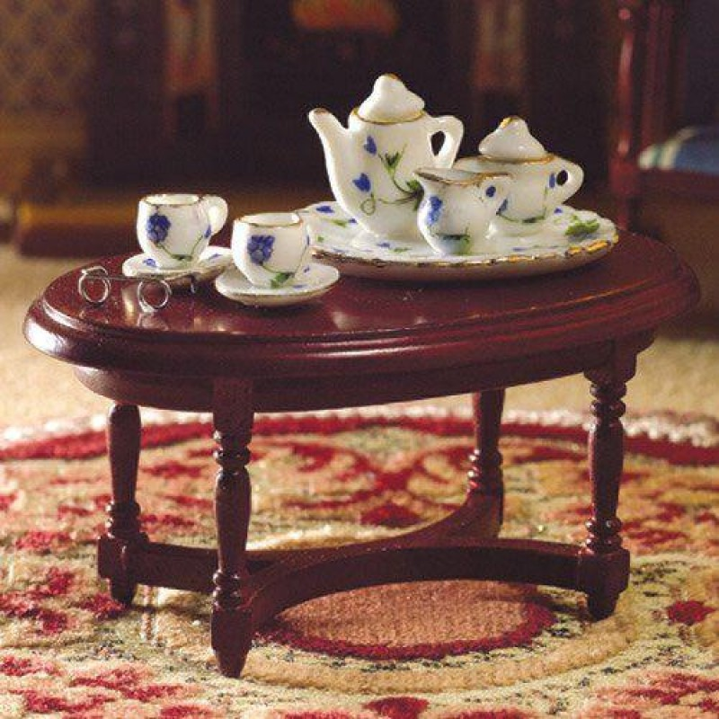 Oval Coffee Table (M)